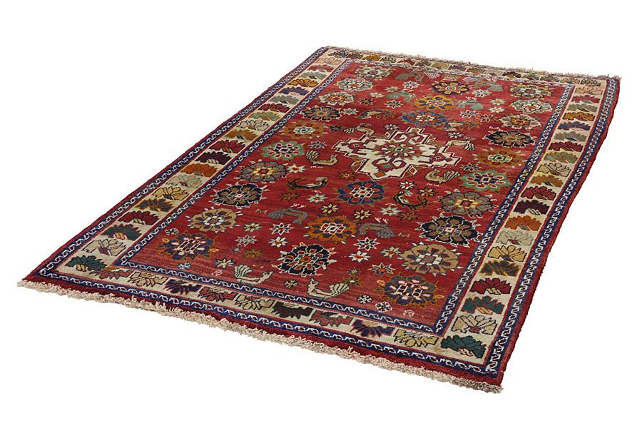 Qashqai Perser Teppich  unq122340  CarpetU2